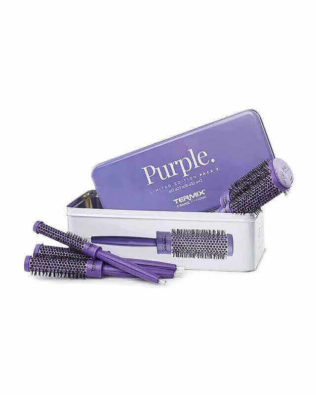 Pack 5 cepillos Termix C.Ramic Purple