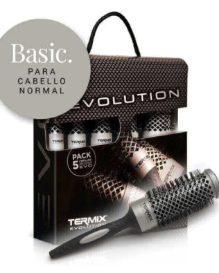 Pack 5 Cepillos Termix Evolution Basic
