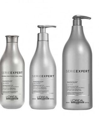 Champú Silver L'Oréal