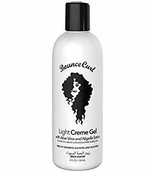 Gel Light Creme Gel Bounce Curl 8OZ