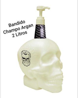 BANDIDO CHAMPO DE ARGAN 2000ML