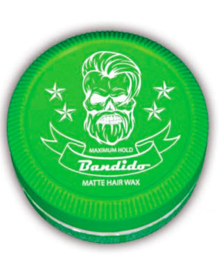 Bandido Maximum Matte Hair Wax 150Ml