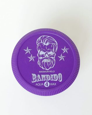 Bandido Maximum Hold Aqua Wax 4 150Ml