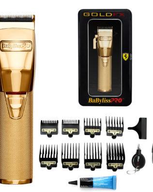 Máquina cortapelos Babylisspro Inalambirica Gold Fx