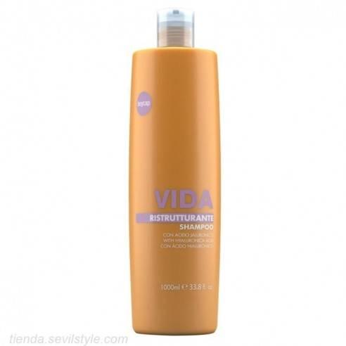 Beycap- Vida Ristrutturante Shampoo1000 ml